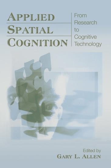 Applied Spatial Cognition PDF
