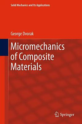 Micromechanics of Composite Materials PDF