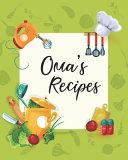 Oma's Recipes