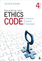 Decoding the Ethics Code PDF