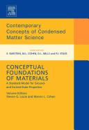 Conceptual Foundations of Materials