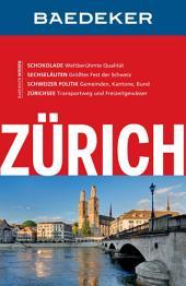 Baedeker Reiseführer Zürich: Ausgabe 2