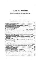 Bulletin du bibliophile belge