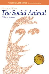 CourseSmart International E Book for The Social Animal PDF
