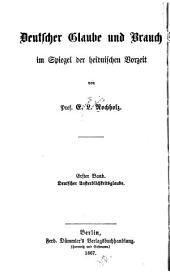 Deutscher Unsterblichkeitsglaube