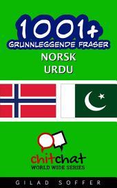 1001+ grunnleggende fraser norsk - urdu