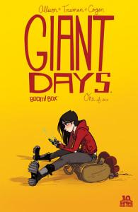 Giant Days  1 Book