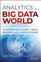 Analytics in a Big Data World PDF