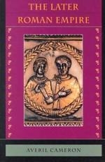 The Later Roman Empire, AD 284-430
