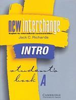 New Interchange Intro Student's Book A