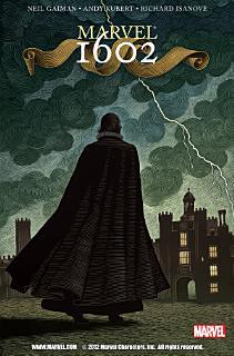 Marvel 1602 by Neil Gaiman Book