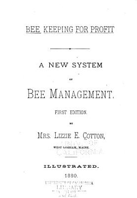 Bee Keeping for Profit PDF