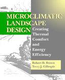 Microclimatic Landscape Design