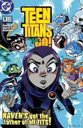 Teen Titans Go! (2003-) #5