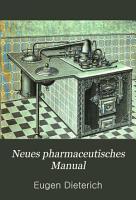 Neues pharmaceutisches Manual PDF
