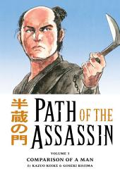 Path of the Assassin: Comparison of a man. Volume 3