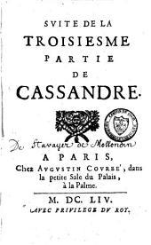 Cassandre: roman, Volume6