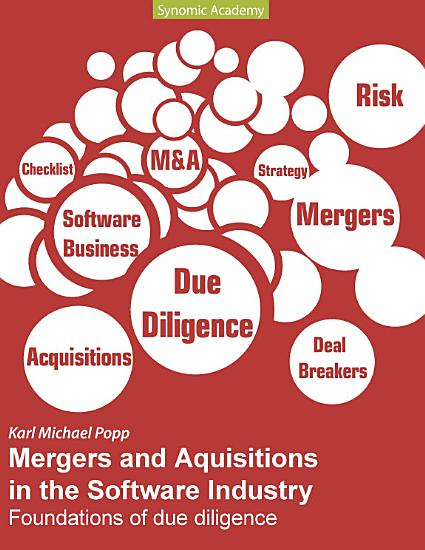 Mergers and Acquisitions in the Software Industry PDF