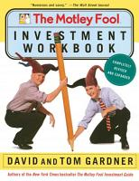 The Motley Fool Investment Workbook PDF