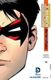 Teen Titans (2011-) #15