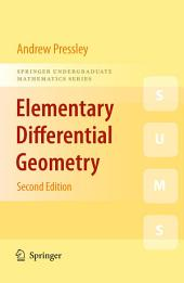 Elementary Differential Geometry: Edition 2