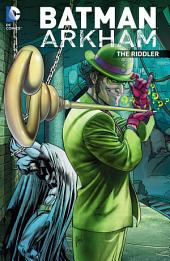 Batman Arkham: Riddler