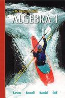 Algebra 1  Grades 9 12 Book