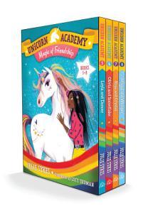 Unicorn Academy  Magic of Friendship Boxed Set  Books 5 8  PDF