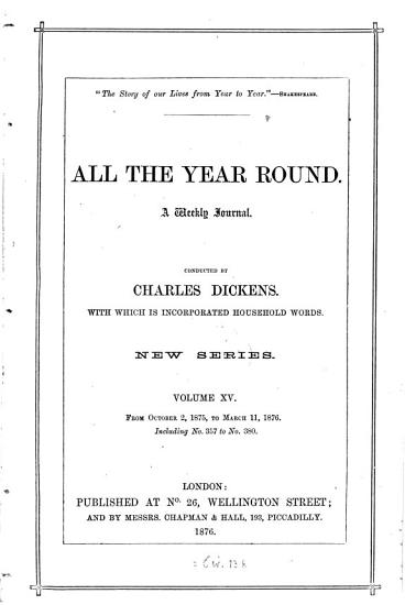 All the Year Round0 PDF