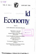 The World economy PDF