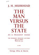 The Man Versus the State as a Present Issue