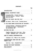 The Homemaker s Job Hunting Guide PDF