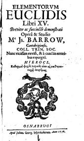 Elementorum libri XV