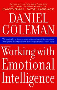 Working With Emotional Intelligence Book
