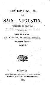 Les confessions de Saint Augustine: Volume2