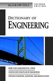 Dictionary of Engineering: Edition 2