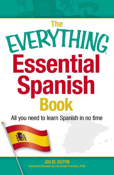 Download The Everything Essential Spanish Book Book