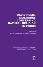 David Hume: Dialogues Concerning Natural Religion In Focus