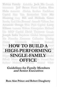How to Build a High Performing Single Family Office PDF