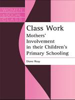 Class Work  Mothers  Involveme PDF