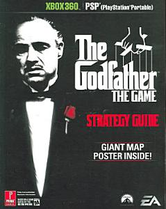 The Godfather   The Game  Xbox 360 PSP  Book