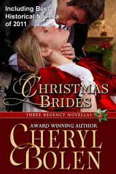 Christmas Brides: 3 Regency Romance Novellas