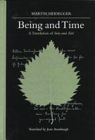Being and Time PDF