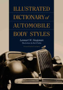 Illustrated Dictionary of Automobile Body Styles
