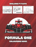 Formula One Colouring Book