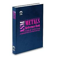 ASM Metals Reference Book  3rd Edition PDF
