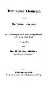 Der arme Heinrich: Bände 26-32