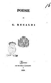 Poesie di G. Regaldi
