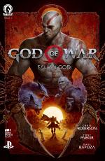 God of War: Fallen God #1