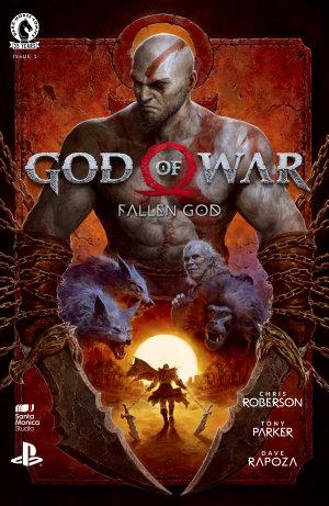 God of War  Fallen God  1